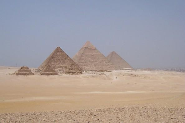 Was haben die Pyramiden mit Marketing zutun?