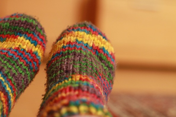 #OFC: Was haben Socken mit sozialem Engagement zutun?