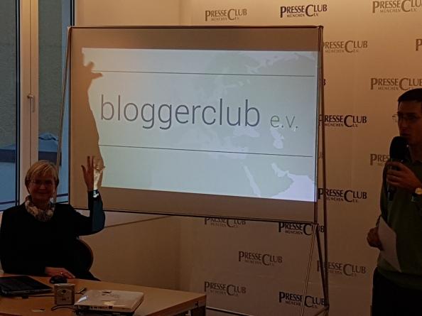 Bloggerstammtisch wird erwachsen!