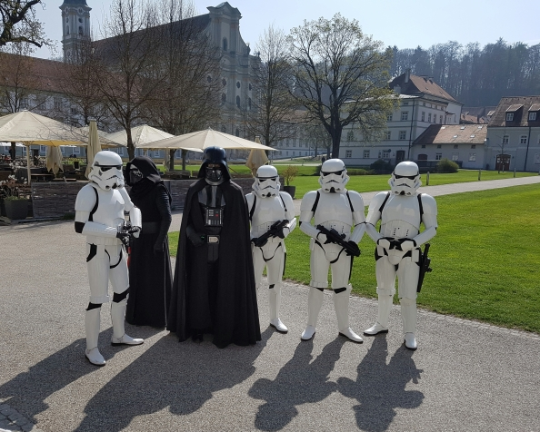 Was hat Darth Vader mit Business zu tun?