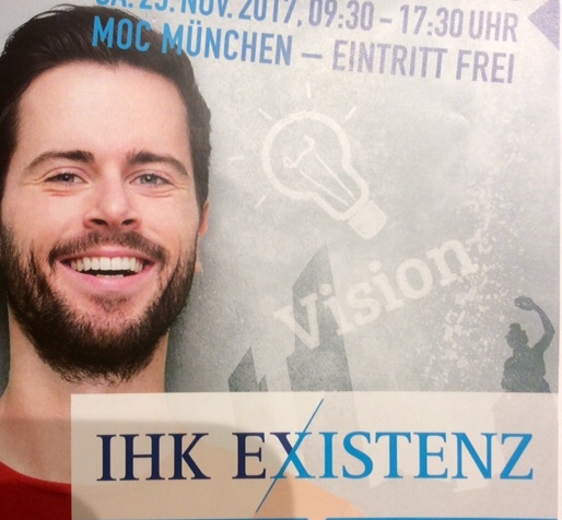 Das war die IHK Existenz 2017…